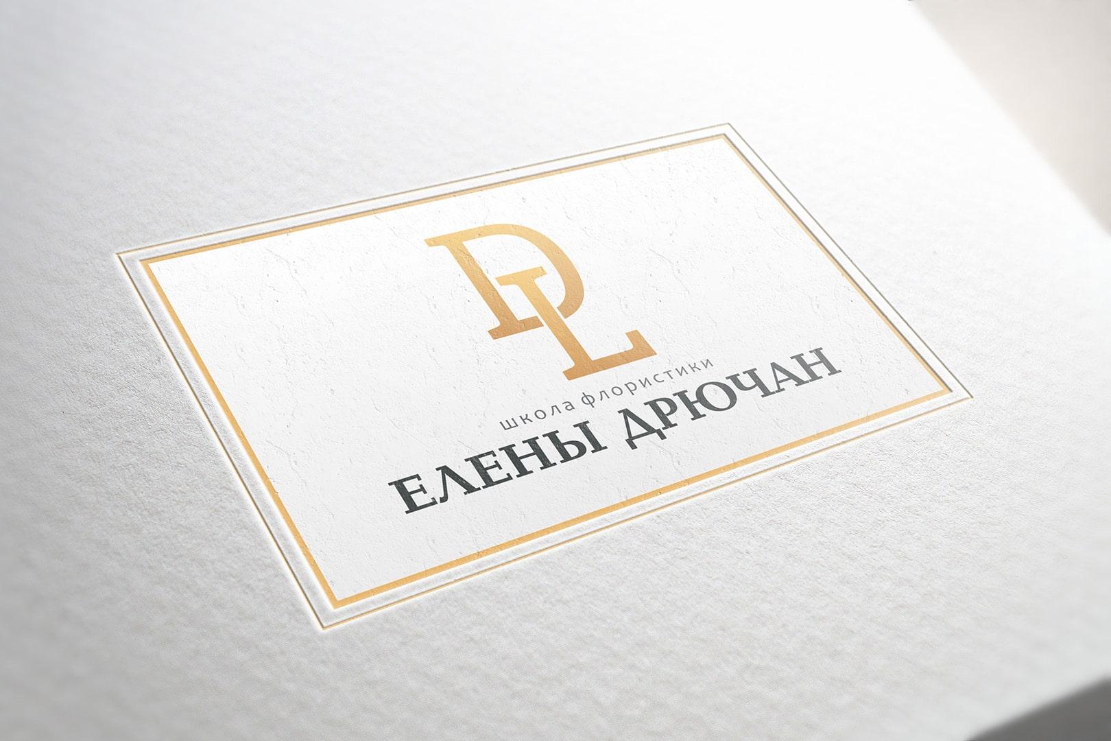 Elena Druchan School logo